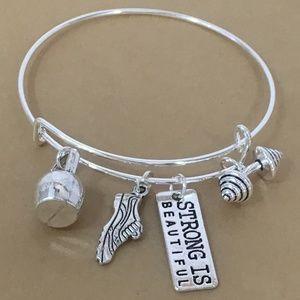 Jewelry - Strong Is Beautiful Bracelet